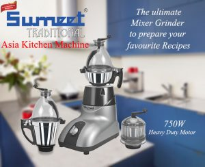 Our Selection of Mixer-Grinders